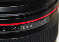Canon EF 24-70mm F2.8L USM #1